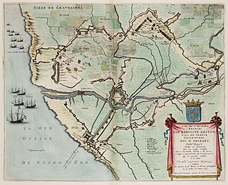 Siege of Gravelines (1644)