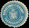Siegelmarke Bürgermeisteramt Theresienstadt W0320752.jpg
