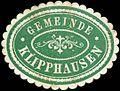 Siegelmarke Gemeinde Klipphausen W0220297.jpg