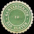 Siegelmarke Gemeinderath zu Bad Elster W0354564.jpg