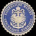 Siegelmarke K. Marine Geschwader-Kommando W0285642.jpg