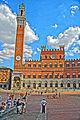 Siena (Italia) - Campanile (tone-mapping)..jpg