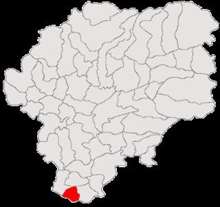 Silivașu de Câmpie Commune in Bistrița-Năsăud, Romania
