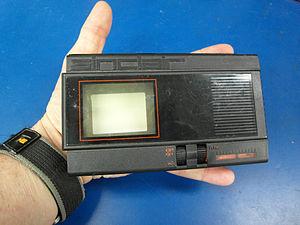 TV80 - The Sinclair FTV1/TV80 flat screen TV