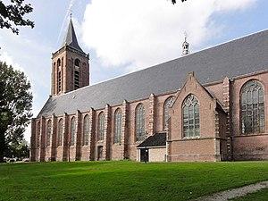 Monnickendam - Image: Sint Nicolaaskerk 1 Monnickendam