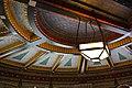 Sint Hubertus Hoge Veluwe 0084 - Tea room ceiling with lamp (detail).jpg