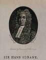 Sir Hans Sloane. Line engraving by Wray, 1795, after T. Murr Wellcome V0005468EL.jpg