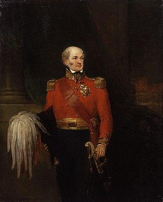 John Lambert (British Army officer) - Image: Sir John Lambert by William Salter