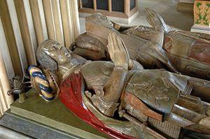 John Spencer (died 1522) - Image: Sir John Spencer tomb