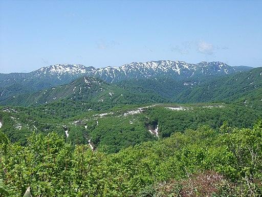 Sirakami santi (UNESCO-Weltnaturerbe in Japan)