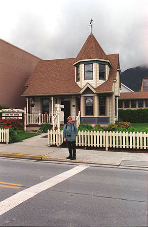 National Register of Historic Places listings in Sitka, Alaska - Image: Sitka 12(js)