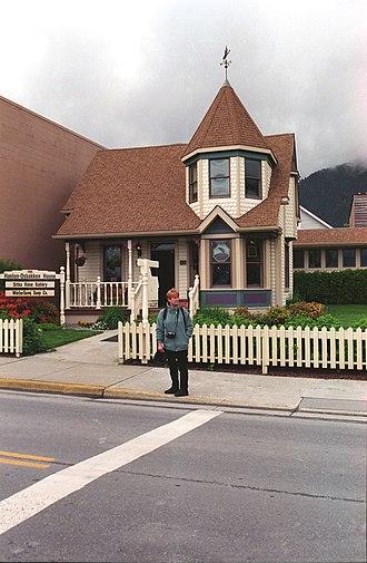 National Register of Historic Places listings in Sitka, Alaska - Image: Sitka 12(js)