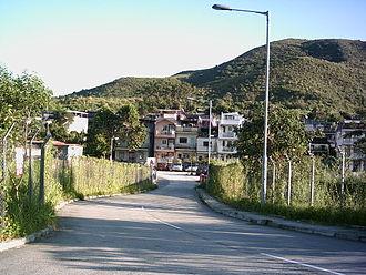 Sheung Shui - Siu Hang Tsuen, a village in Sheung Shui