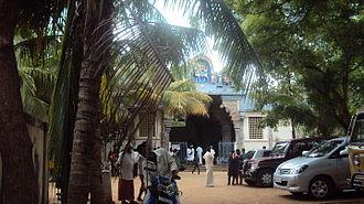 Ambasamudram - Sivasailam Temple, Sivasailam