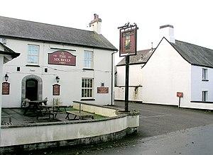 Penmark - Image: Six Bells Pub, Penmark