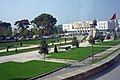 Skanderbeg Square, Tirana - panoramio - Colin W.jpg