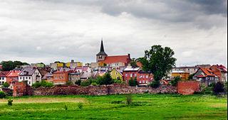Skarszewy Place in Pomeranian Voivodeship, Poland