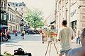Slikar u Knez Mihailovoj ulici.jpg