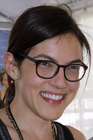 Sloane Crosley - Crosley at the 2015 Texas Book Festival.