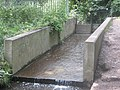 Sluice Gates at Markeaton Park, Derby - geograph.org.uk - 1651136.jpg