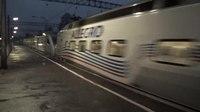 File:Sm6 Allegro (dual train) passes Shuvalovo.webm