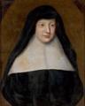 Soeur Françoise d'Aligre coadjutrice de l'abbaye de St.Cyr.png