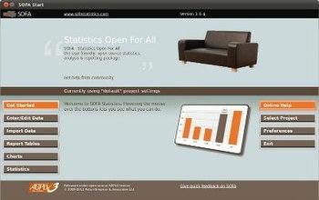 Sofa Statistics