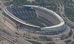 Soldier Field and the Field Museum, Chicago, Illinois (14208210352) (cropped).jpg