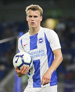 Solly March English footballer