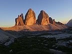 Włochy - Trydent,  Dolomity, Marmolada