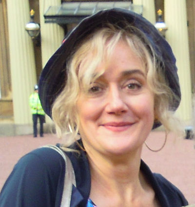 Sophie Thompson, English actress