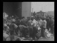 File:Sorting refuse at incinerating plant, New York City -.webm