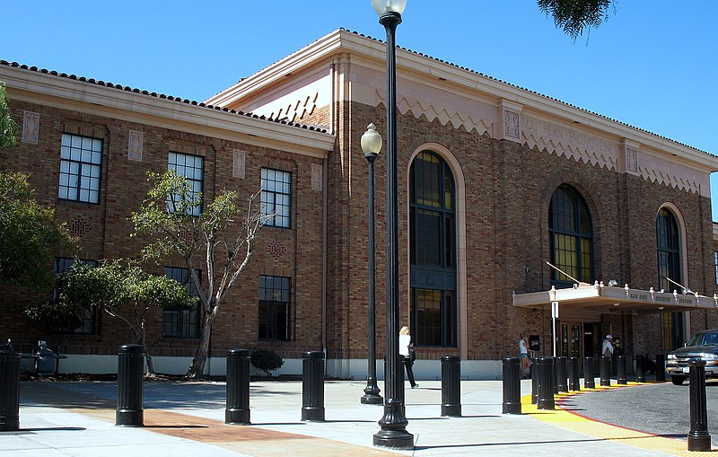 Southern Pacific Depot, 65 Cahill St., San Jose, CA 9-30-2012 1-21-02 PM.JPG