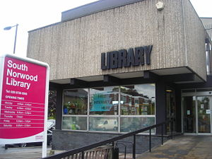 South Norwood - South Norwood Library