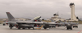 Spangdahlem Air Base, F-16 Fighting Falcons 2010.jpg