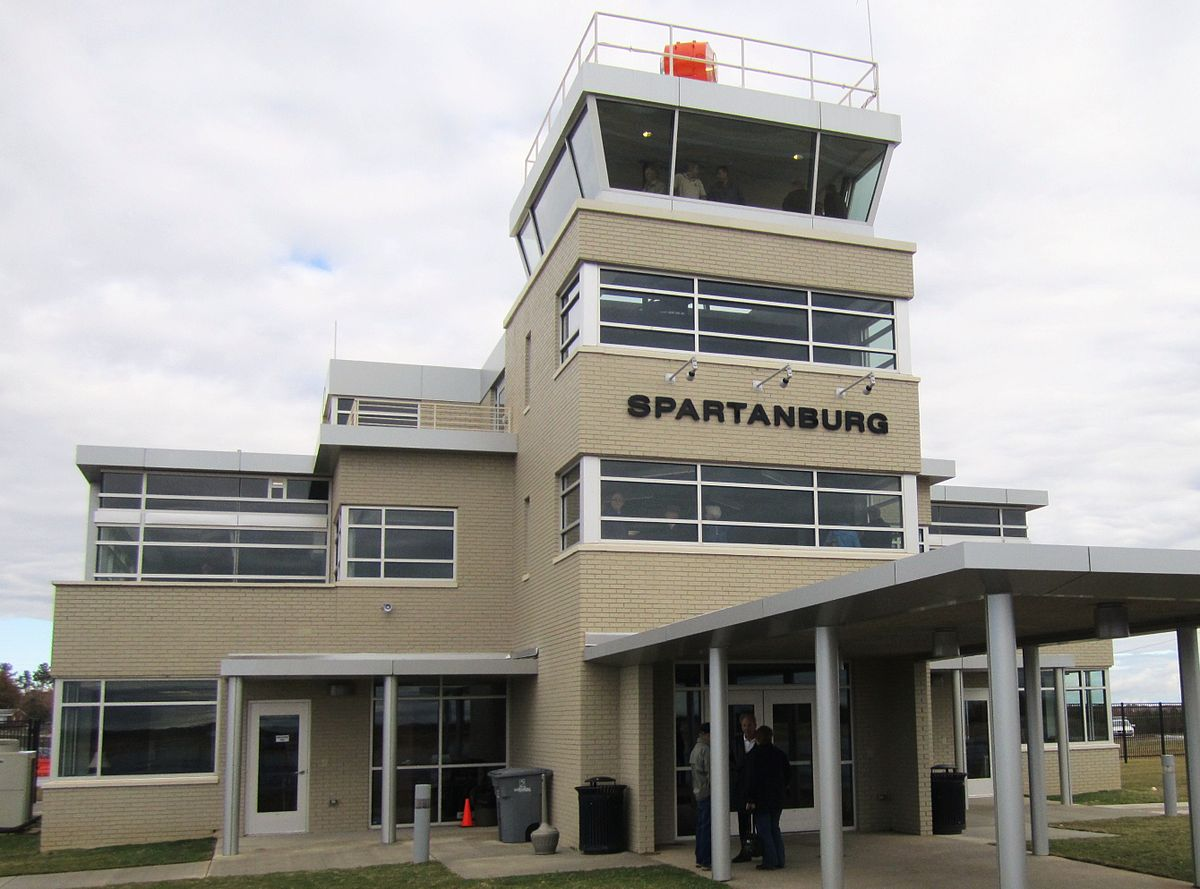 Spartanburg Downtown Memorial Airport Wikipedia