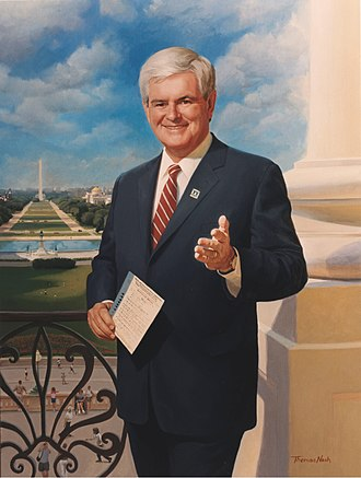 104th United States Congress - Newt Gingrich (R)
