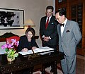Speaker Pelosi and Hong Kong Chief Executive Donald Tsang (3575374785).jpg