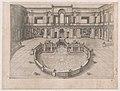 Speculum Romanae Magnificentiae- Great Hall within the Villa of Pope Julius MET DP870349.jpg