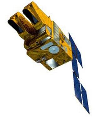 SPOT (satellite) - Spot-5 Satellite