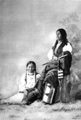 Spotted Tail and Squaw, 1877.png