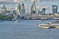 Square Mile from Waterloo Bridge (14812909385).jpg