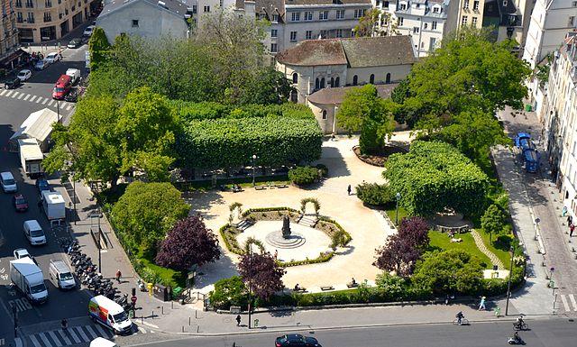 Square Viviani