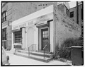 Square Rigger Building (Commercial), 186 Front Street, New York, New York County, NY HABS NY,31-NEYO,181-1.tif