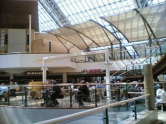 St. Enoch Centre - Image: St Enoch Centre Glasgow DMS 01
