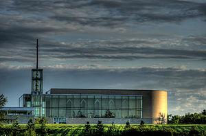 St. Joseph Seminary (Edmonton) - Image: St Joseph Seminary Edmonton Alberta Canada 01A
