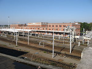 Gare de Saint-Quentin - Gare de Saint-Quentin