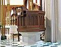 St. Augustine Cathedral interior - Bridgeport, Connecticut 07.jpg
