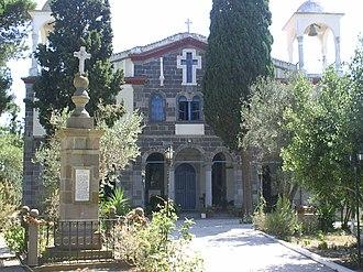 Repanidi - Agios Georgios church