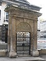 St. Giles-in-the-Fields Church, St. Giles High Street, WC2 - entrance gate - geograph.org.uk - 1295304.jpg